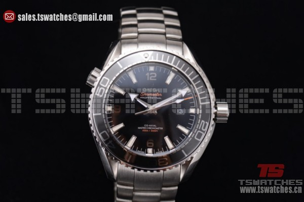 Omega Seamaster Planet Ocean Black Dial SS/SS - 8900 Auto (EF)