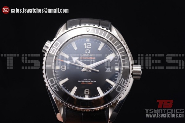 Omega Seamaster Planet Ocean Black Dial SS/LT - 8900 Auto (EF)