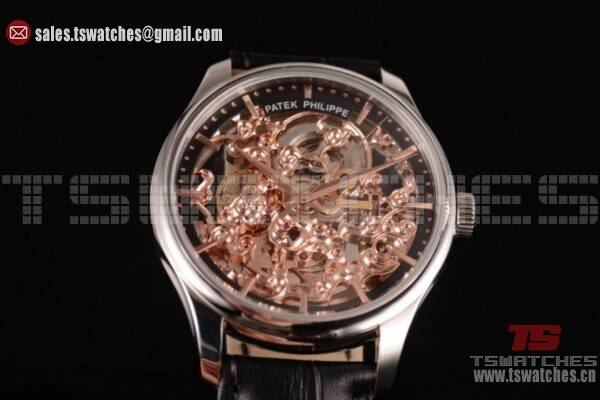 Patek Philippe Complicated SS/LT - Asia Automatic (GF)