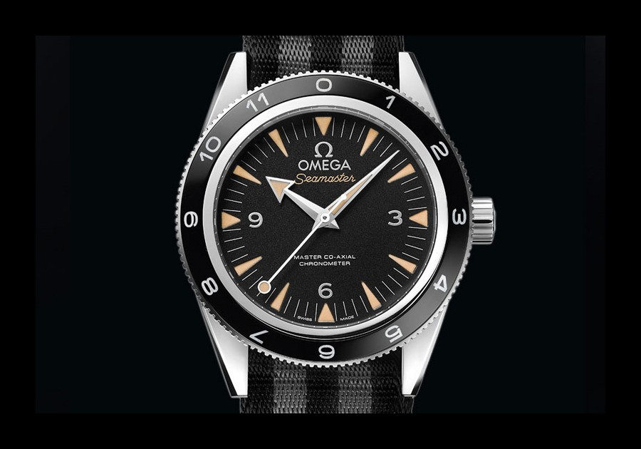 OM17860 - Seamaster 300 Spectre Limited Edition V6F 1:1 Best A8500