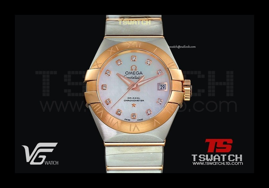 OM16576 - Constellation Co-Axial V6F Woman 28mm MOP RG A8520