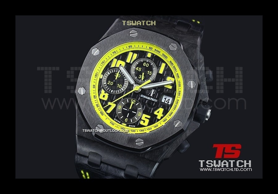 AP17519 - Royal Oak Offshore Bumble Bee JF 1:1 Forged Carbon LT A7750