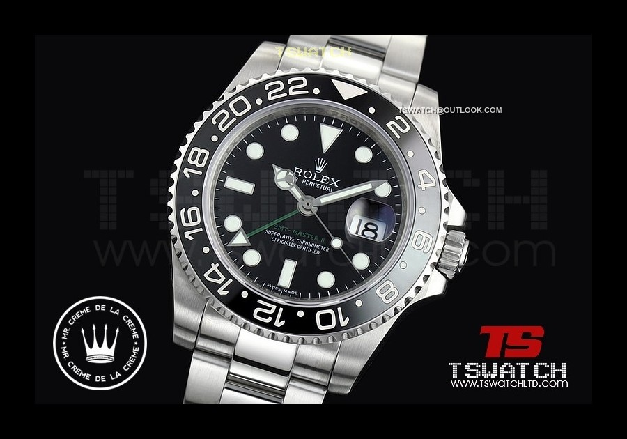 RO15326 - 116710LN Perfect GMT-Master II Noobfactory V4 Ultimate SS