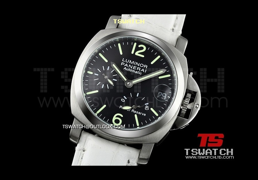 PA13984 - Pam241 Luminor 40MM Light Version Working Power Reserve Asian 21J Automatic SS/LE
