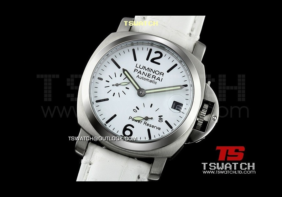 PA13981 - Pam241 Luminor 40MM Light Version Working Power Reserve Asian 21J Automatic SS/LE