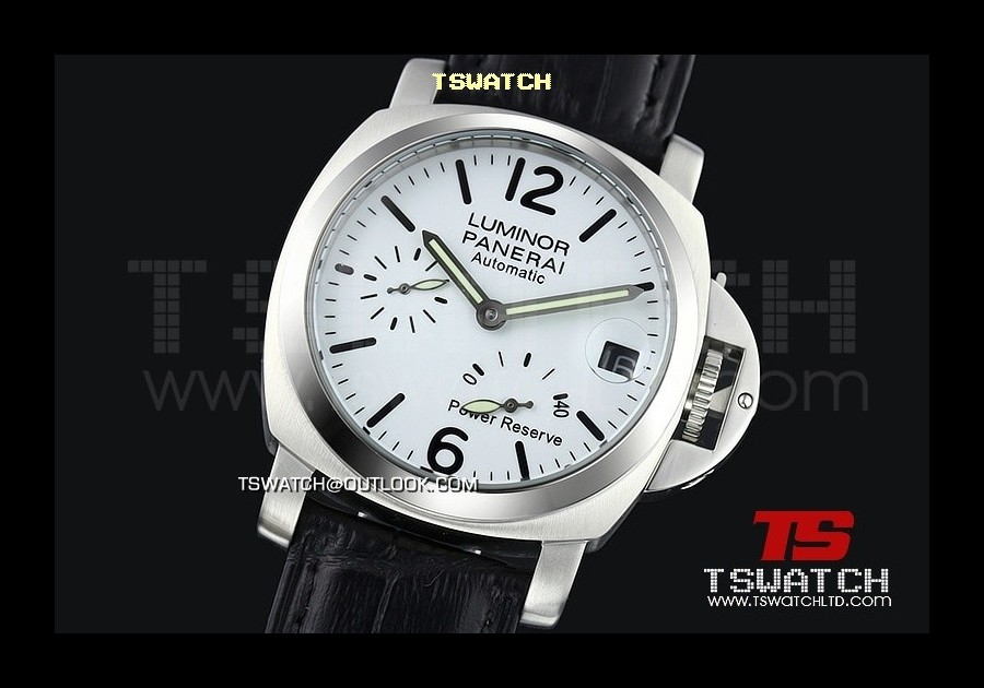 PA13966 - Pam241 Luminor 40MM Light Version Working Power Reserve Asian 21J Automatic SS